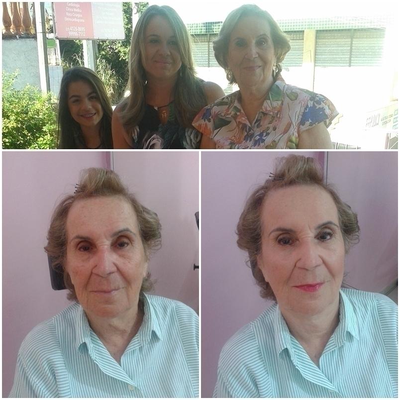 Bodas de Ouro maquiador(a) docente / professor(a) designer de sobrancelhas manicure e pedicure esteticista