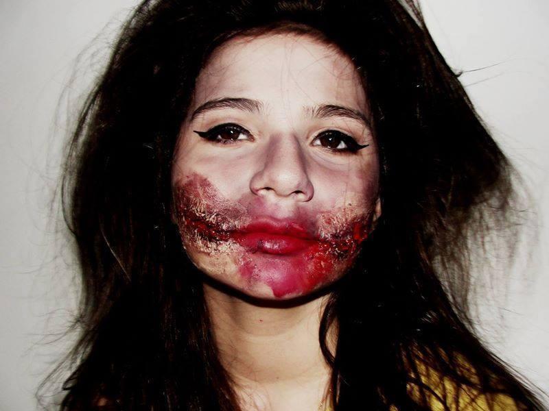 Zumbi Walk  esteticista maquiador(a) consultor(a) em negócios de beleza estudante