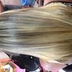 Luzes e corte :)Fiz esse cabelo no papel ele tava laranja e a minha cliente falo que queria mas claro e botei assim e ela amo o resultado