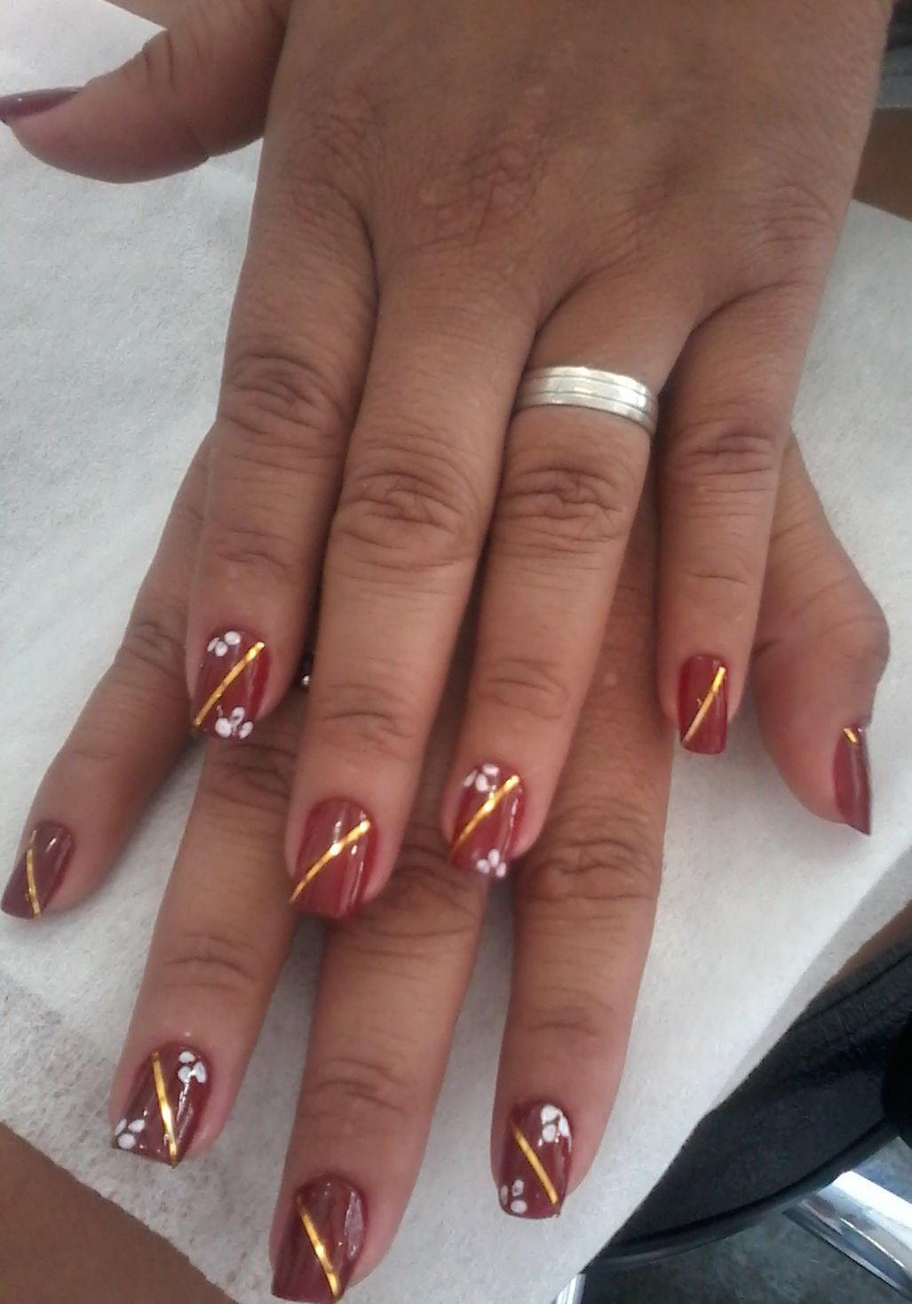 unhas que fiz em clientes manicure e pedicure manicure e pedicure manicure e pedicure