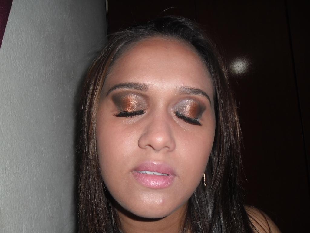 Make Gabrielle By Evanyce maquiador(a)