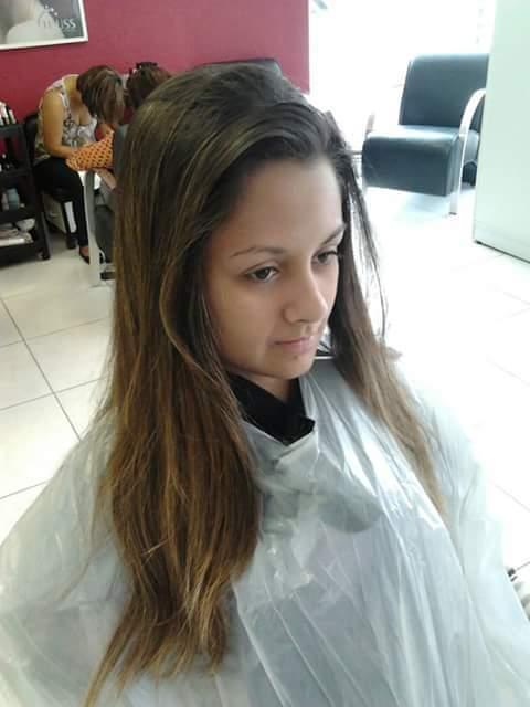 Antes antes cabeleireiro(a) maquiador(a) designer de sobrancelhas