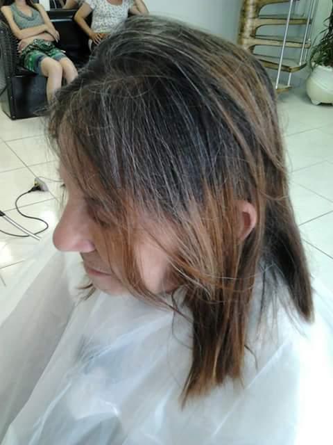Antes cabeleireiro(a) maquiador(a) designer de sobrancelhas