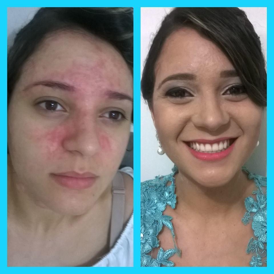 Camuflagem Preparação da pele, primer, corretivos, bases, pós, sombras, delineador, lapis, sobrancelhas, baton, blush maquiador(a) maquiador(a)