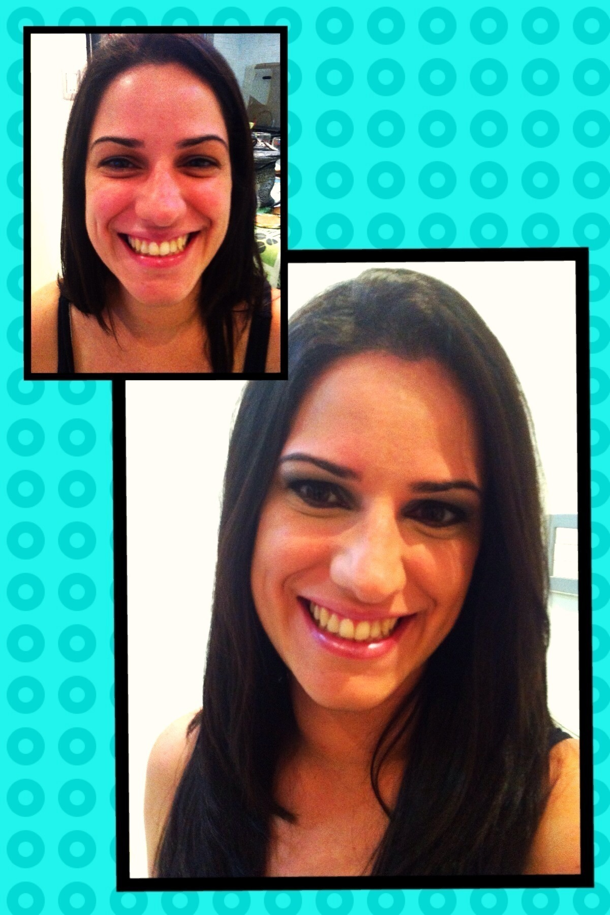 Maquiagem Antes de Depois cosmetólogo(a)