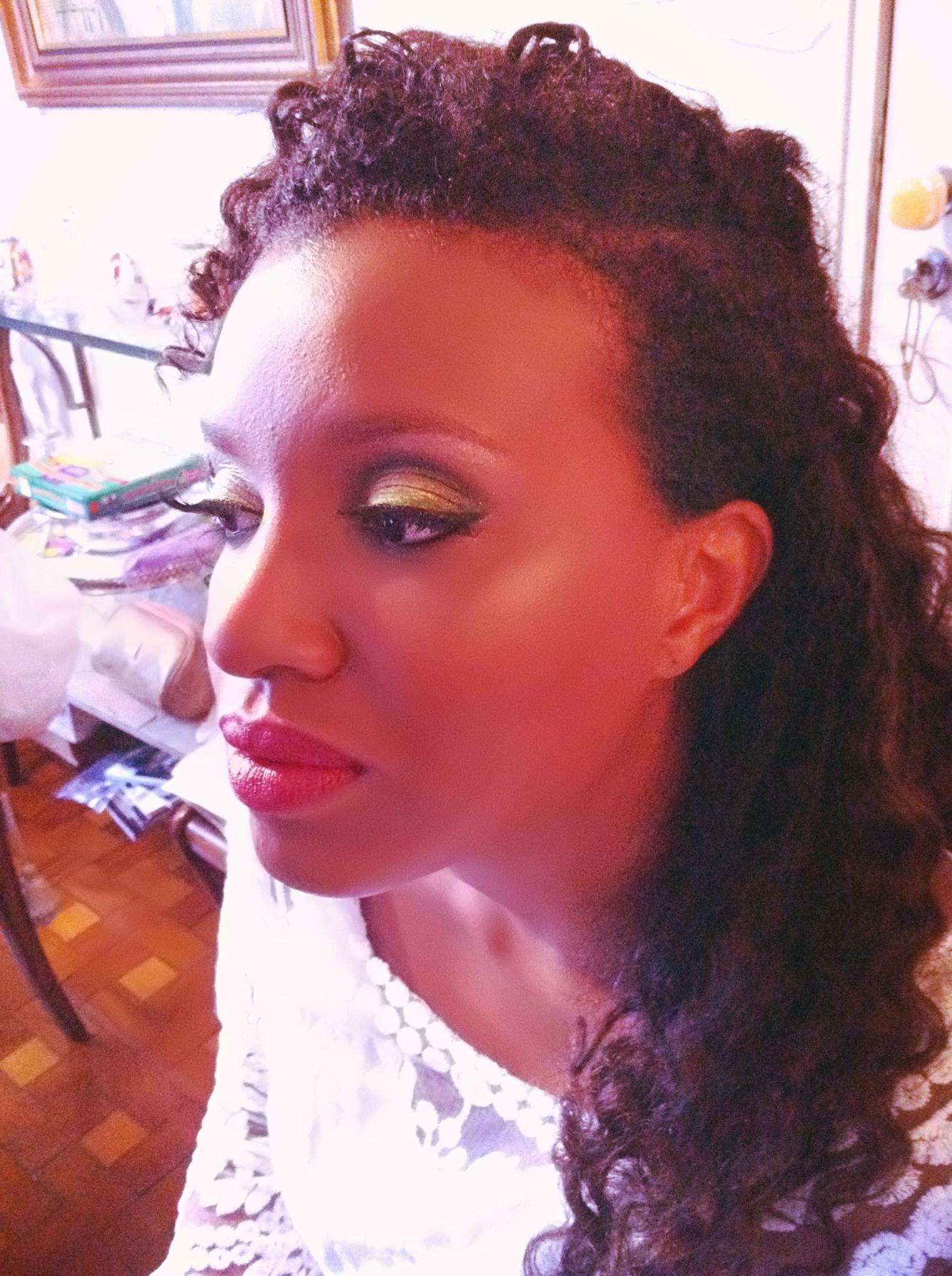 Maquiagem Noiva cosmetólogo(a)