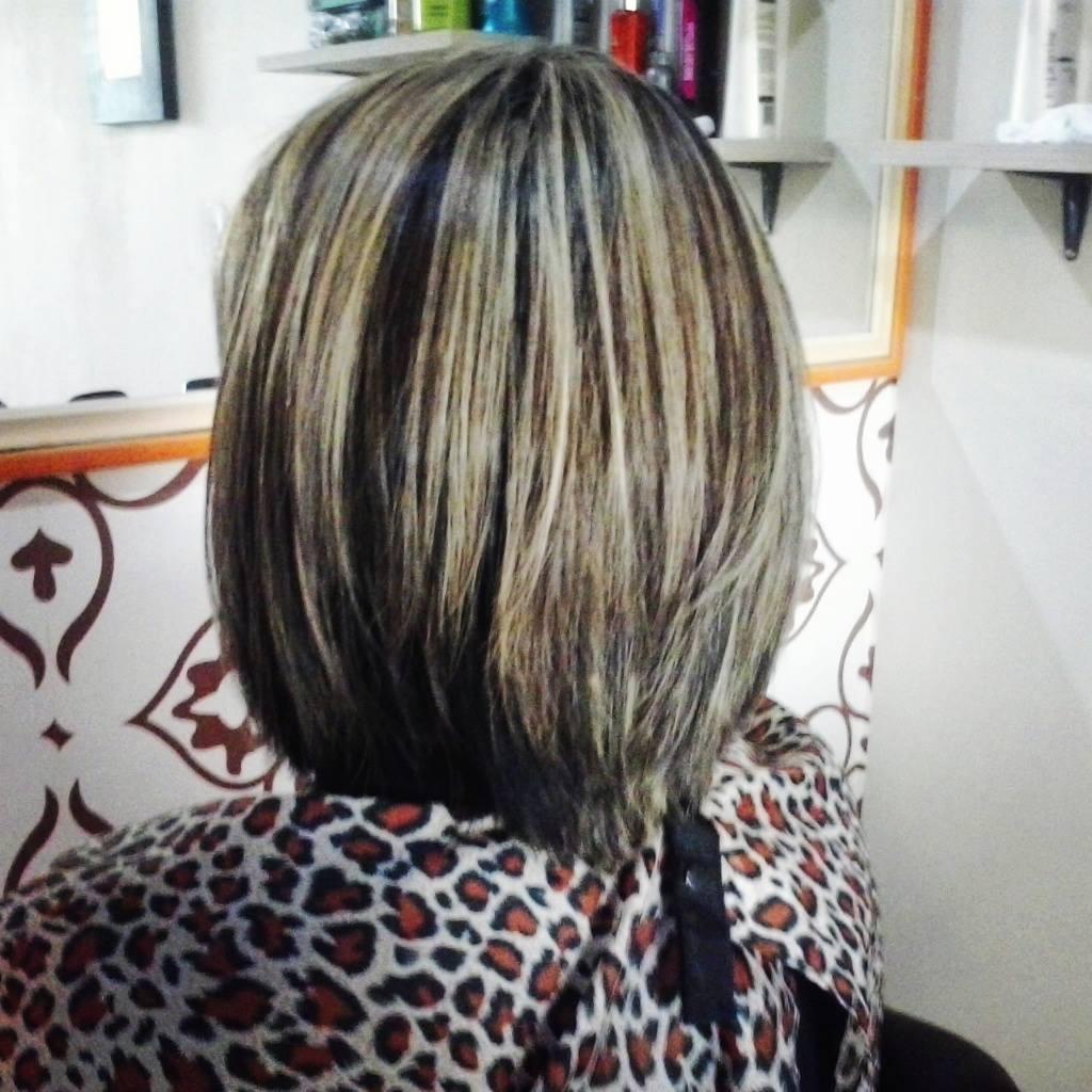 #corte e #mechas cabeleireiro(a)