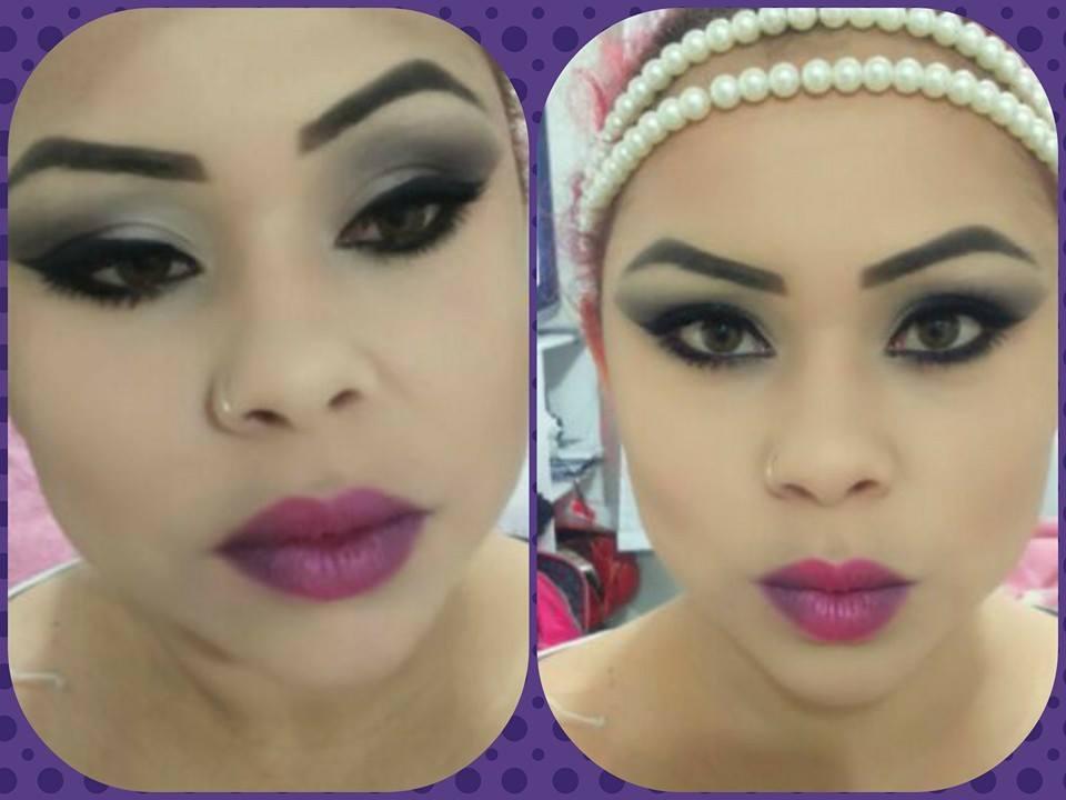Olheemmm GATAS ESTA MAKEEE LINDAAAAAA :))  maquiador(a)