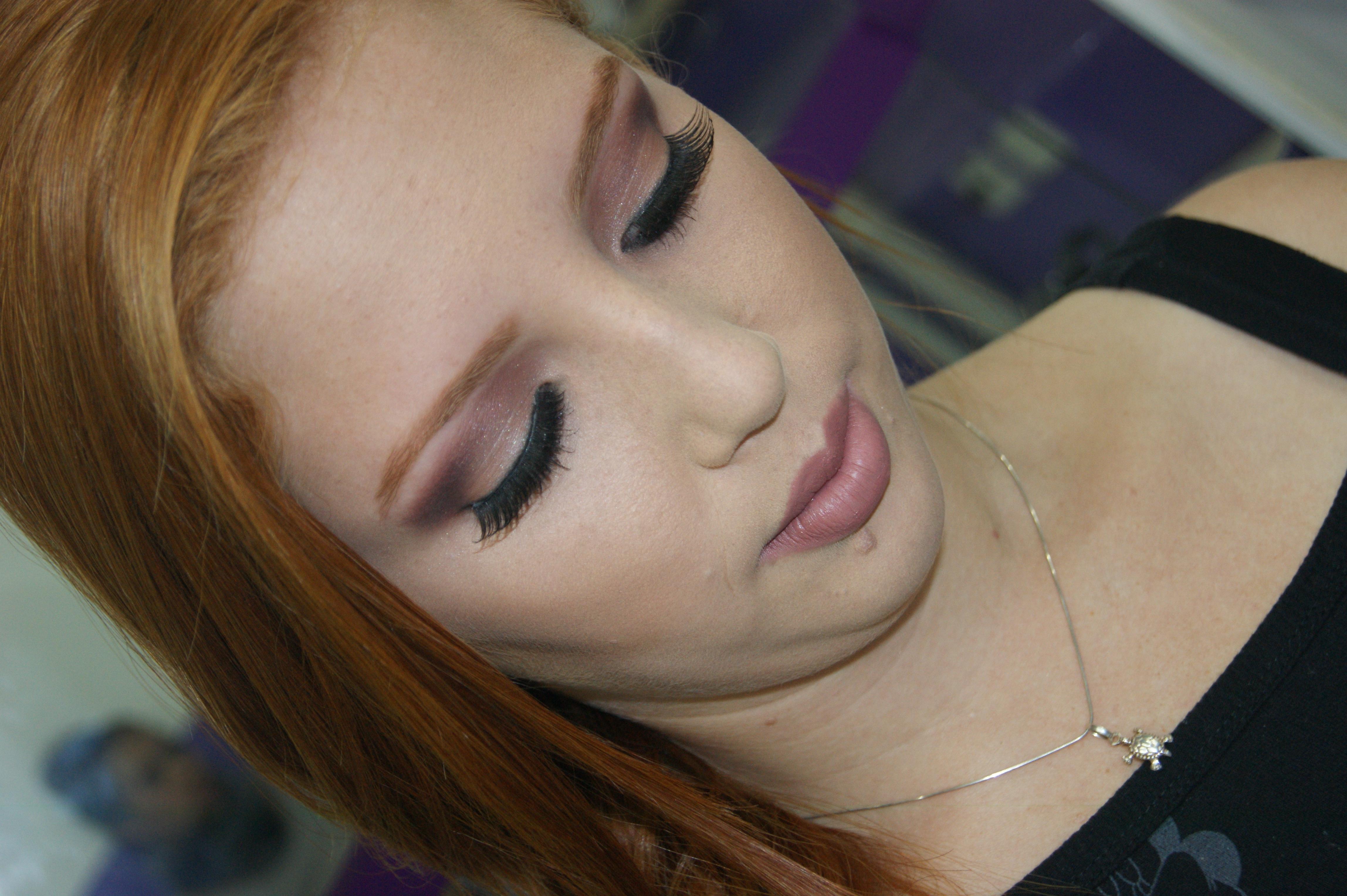 Make para Ruivas ( Aula de Make) maquiador(a) designer de sobrancelhas