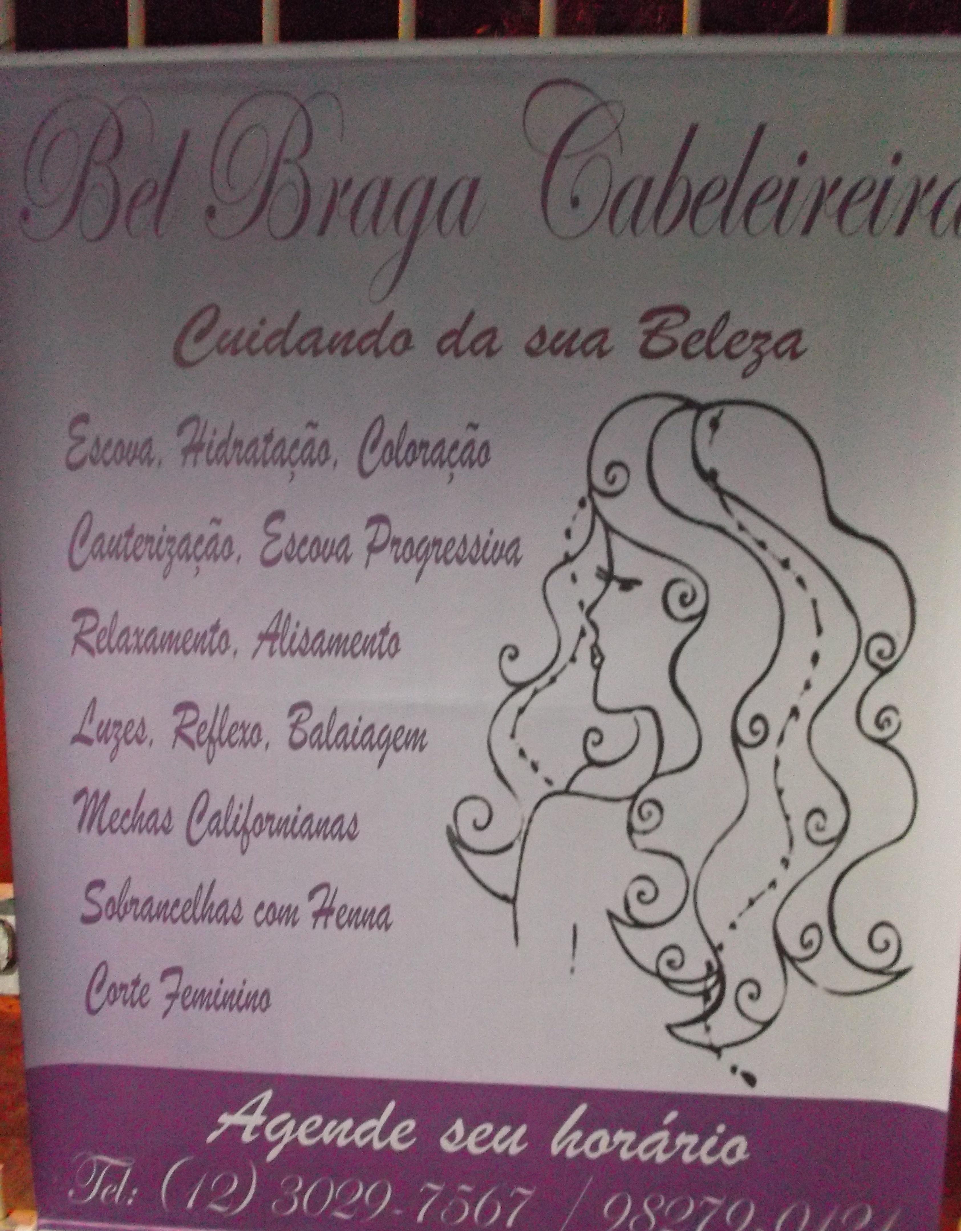 Bel Braga Cabeleireira Cuidando da sua Beleza cabeleireiro(a)