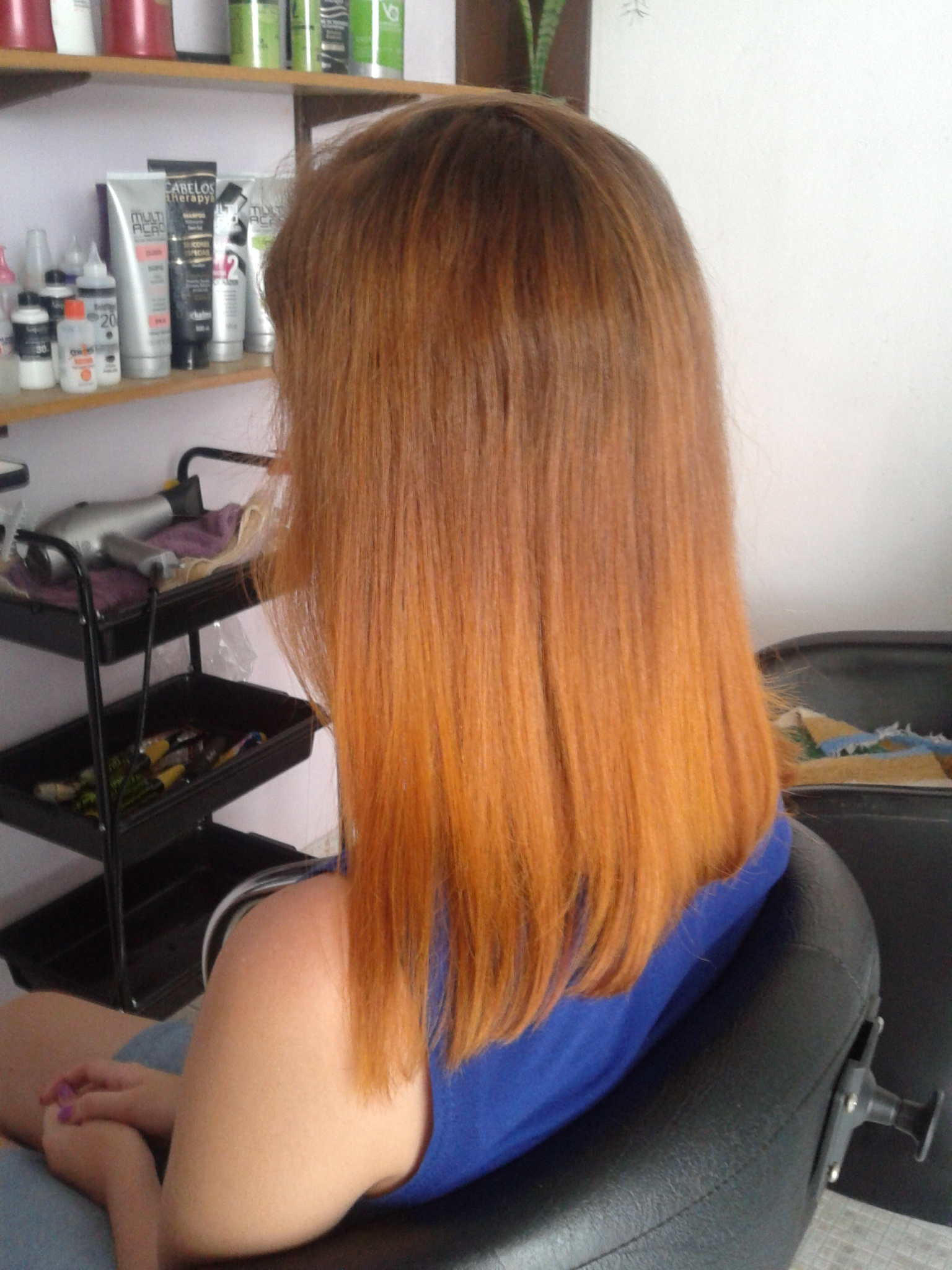 Long Bob cabeleireiro(a)