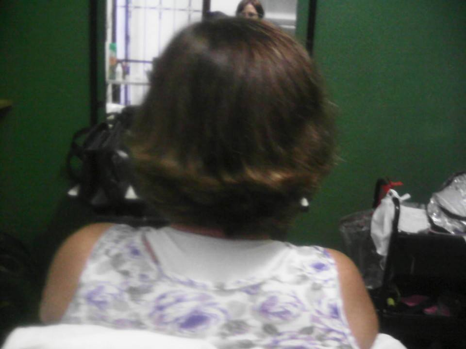 Corte e Escova cabeleireiro(a)