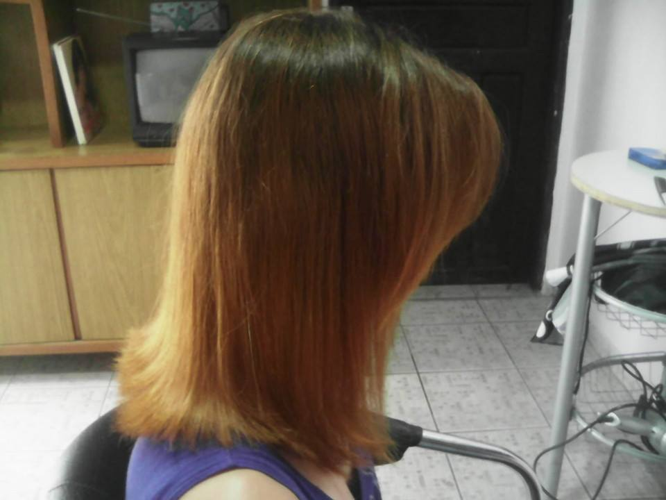 Corte, Hidratação e Escova cabeleireiro(a)