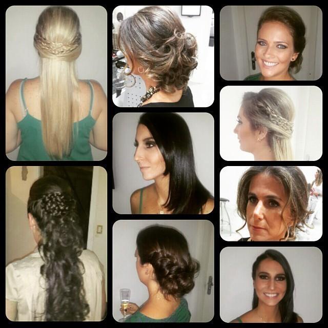 penteados cabeleireiro(a) docente / professor(a)