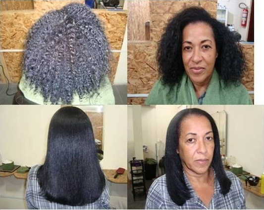 Progressiva Senses Cosméticos cabeleireiro(a)