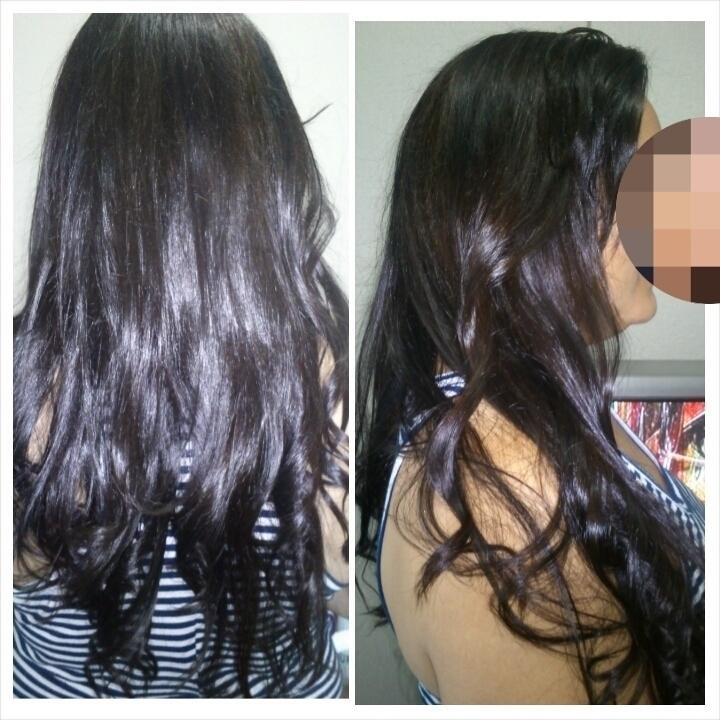 Botox Capilar cabeleireiro(a) auxiliar cabeleireiro(a)