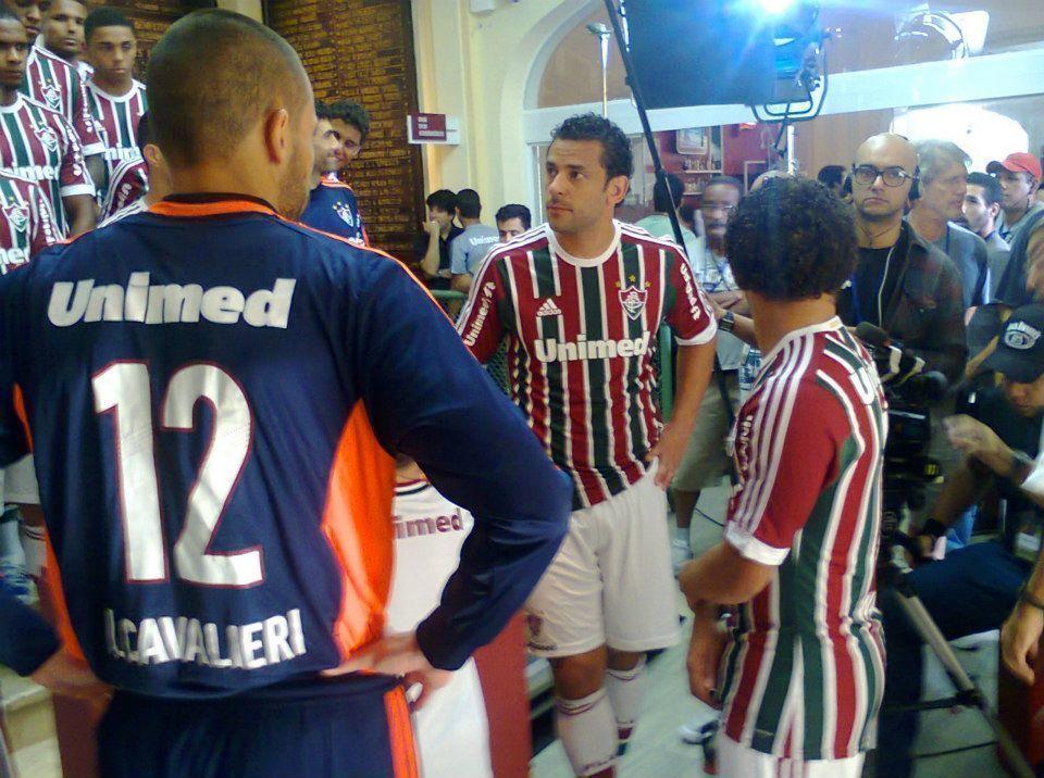 comercial clube Fluminense maquiador(a)