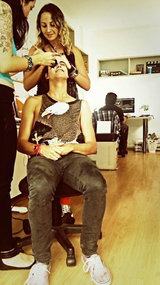 Programa Em Busca da Balada Perfeita - Multishow maquiagem maquiador(a)