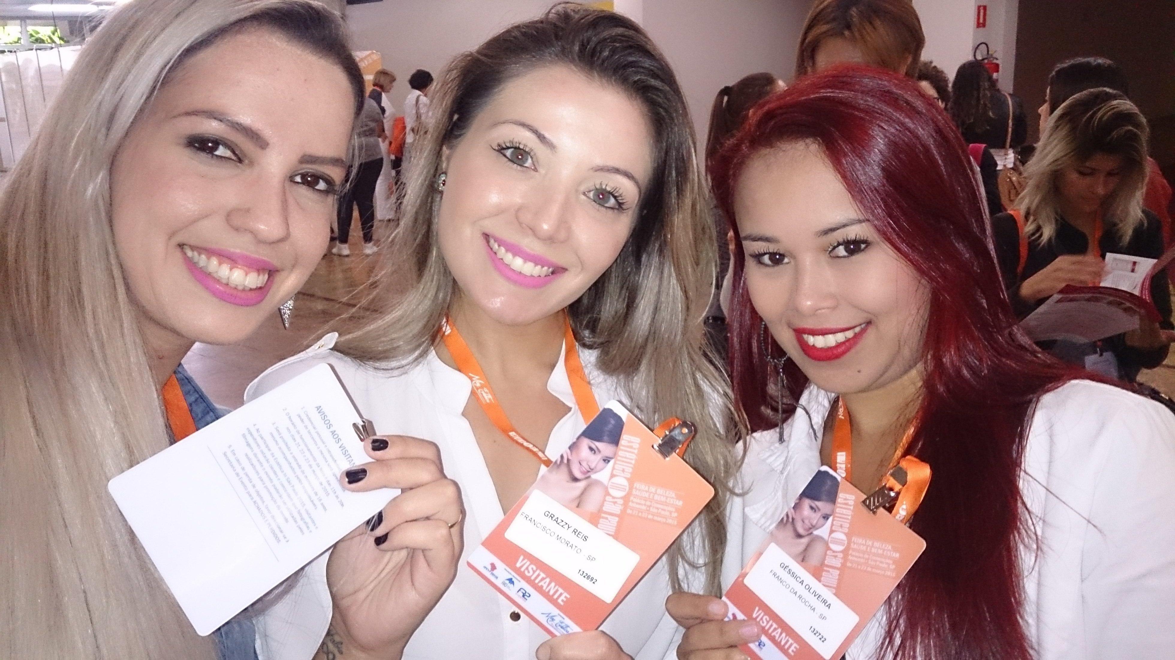 Estética in São Paulo 2015 Evento voltado a profissionais da área da beleza! Workshops! esteticista cosmetólogo(a)