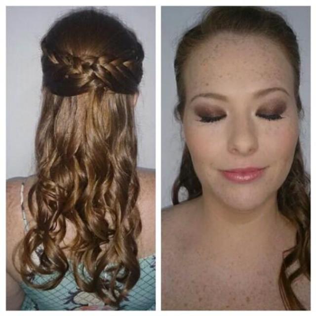 cabelo maquiagem maquiador(a) cabeleireiro(a)