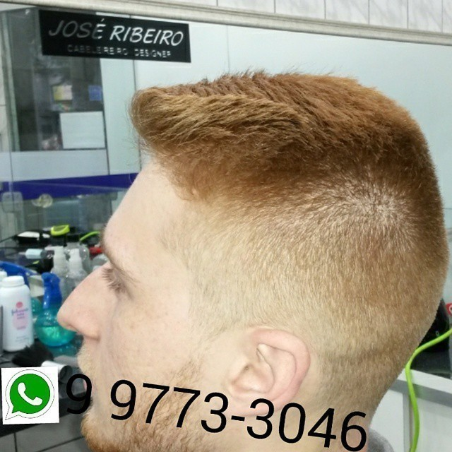 Corte SIMÉTRICO  cabeleireiro(a)