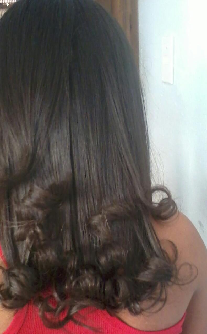 escova modelada cabeleireiro(a)