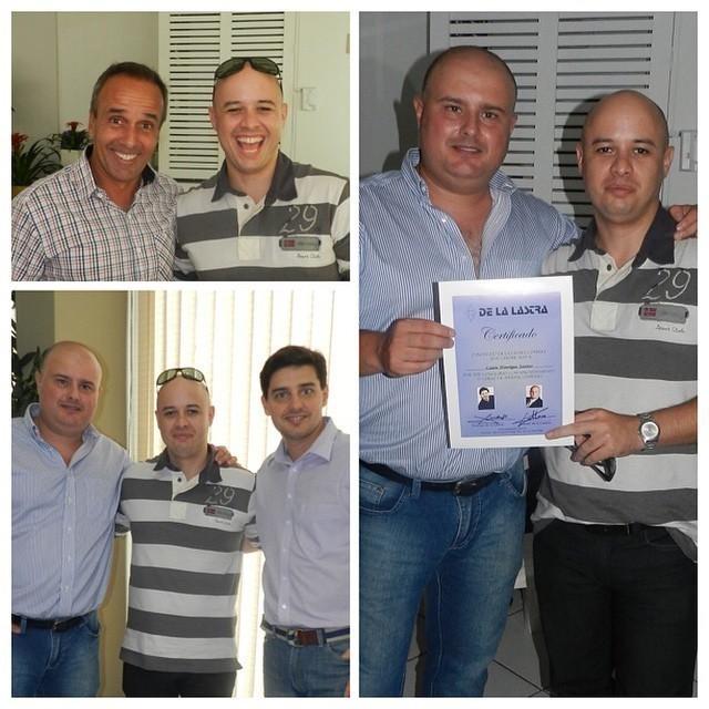 CURSO DE LA LASTRA cabeleireiro(a) docente / professor(a)