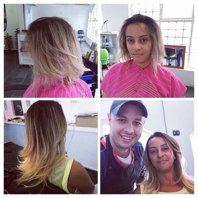 MEGA HAIR  cabeleireiro(a) docente / professor(a)