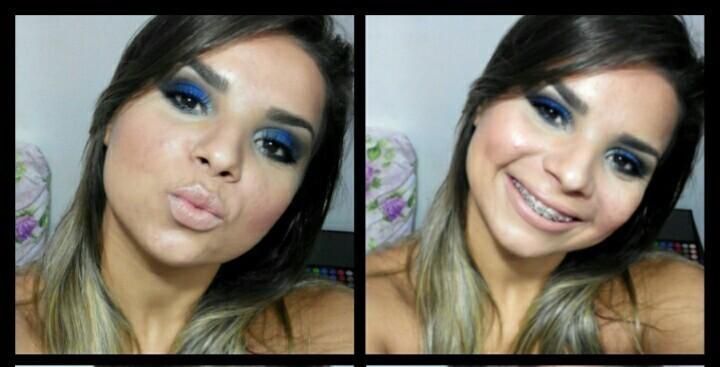 Maquiagem para LOIRAS maquiador(a)