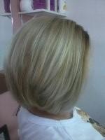 ANTES LUZES INVERSA cabeleireiro(a) recepcionista designer de sobrancelhas depilador(a)