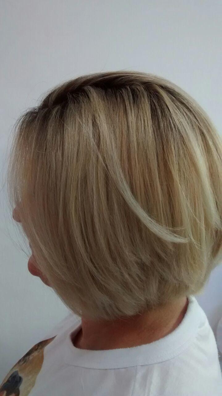 DEPOIS LUZES INVERSA cabeleireiro(a) recepcionista designer de sobrancelhas depilador(a)