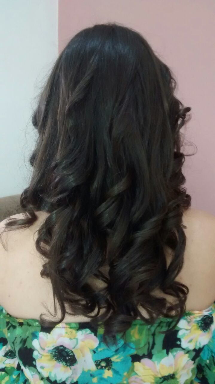 CACHOS cabeleireiro(a) recepcionista designer de sobrancelhas depilador(a)