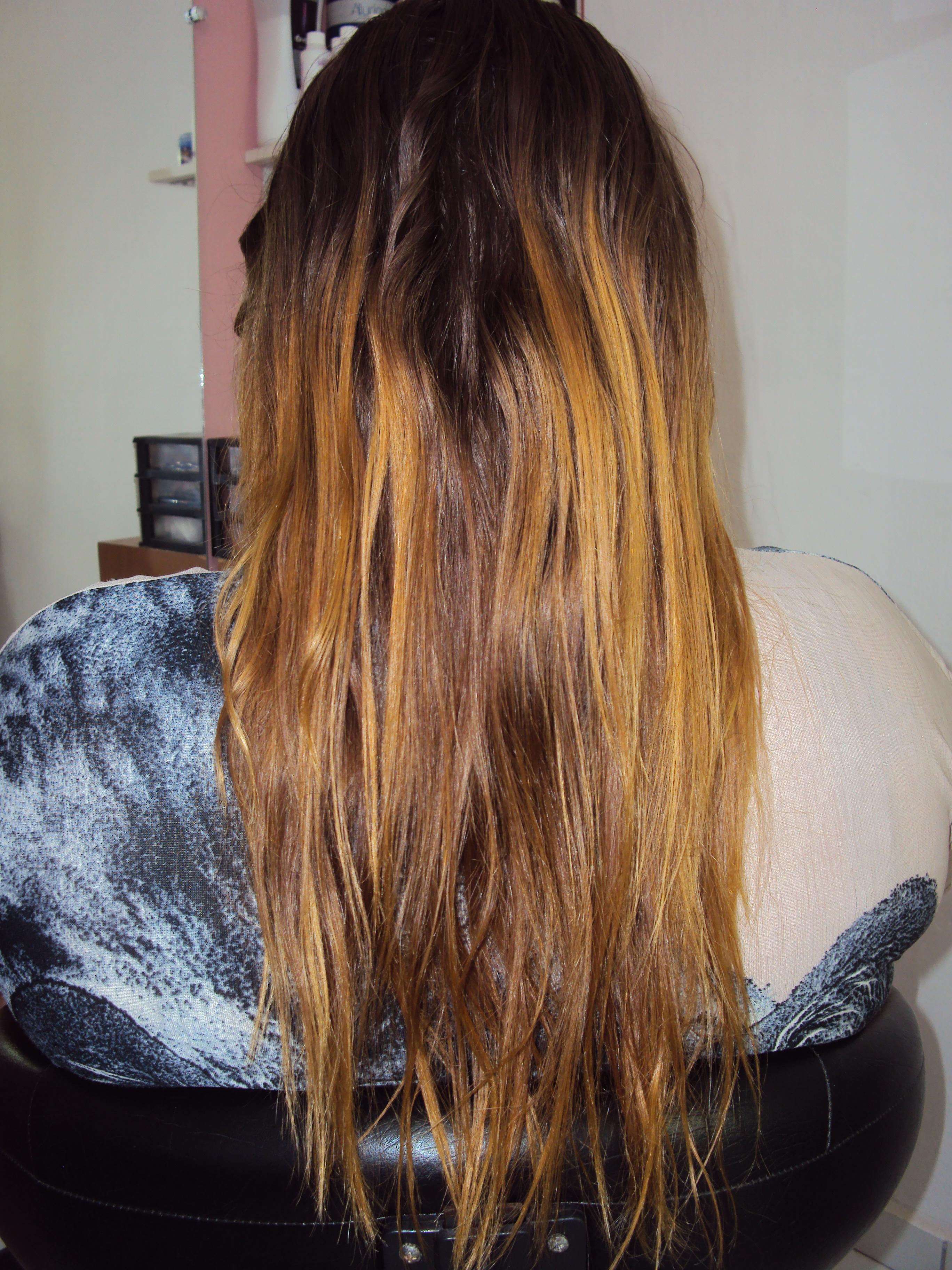 ANTES OMBRÉ HAIR cabeleireiro(a) recepcionista designer de sobrancelhas depilador(a)