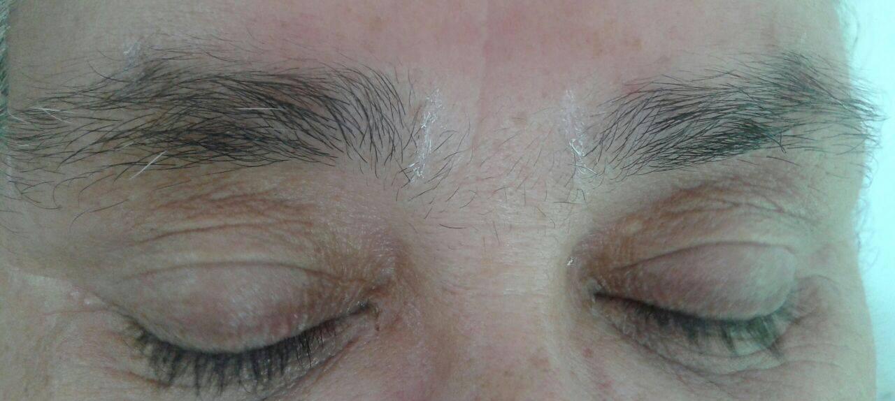 ANTES cabeleireiro(a) recepcionista designer de sobrancelhas depilador(a)
