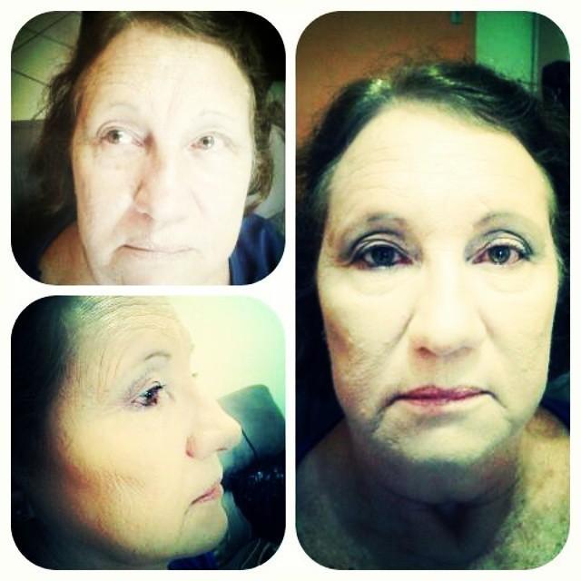 maquiagem social maquiador(a)