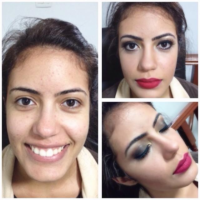 Madrinha maquiador(a)