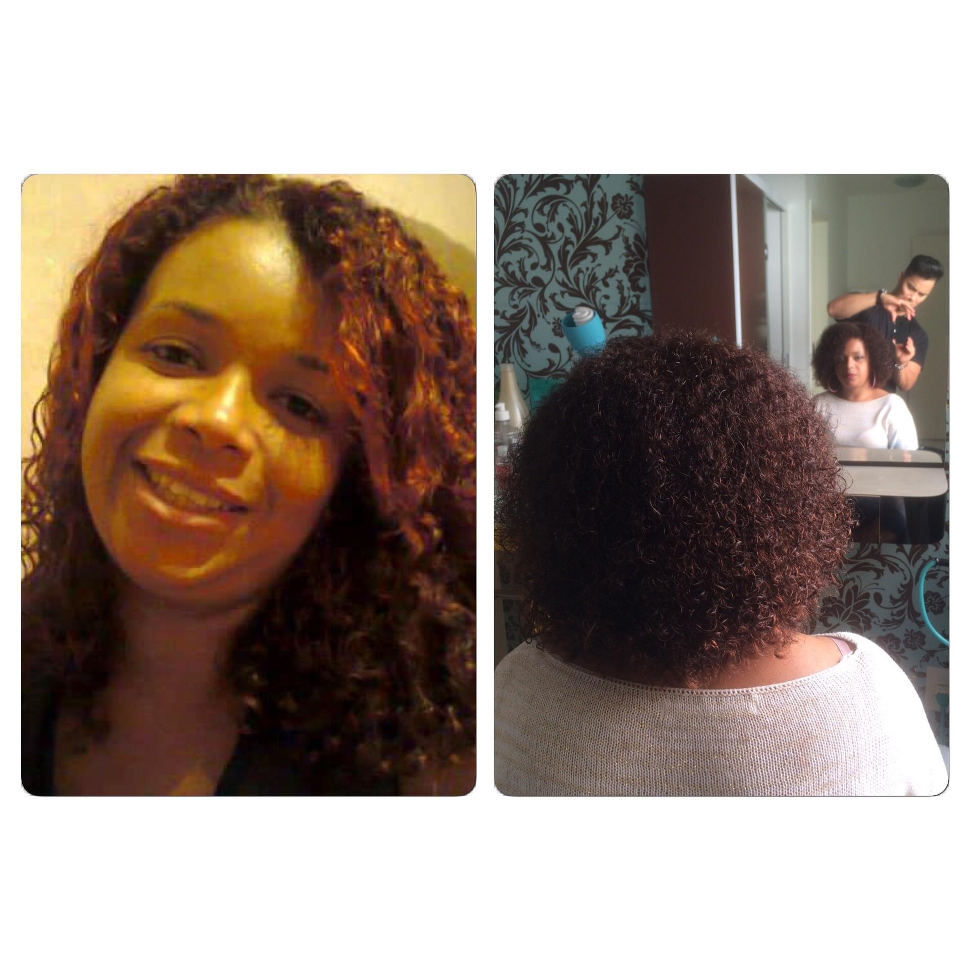 Corte e finalização cabeleireiro(a)