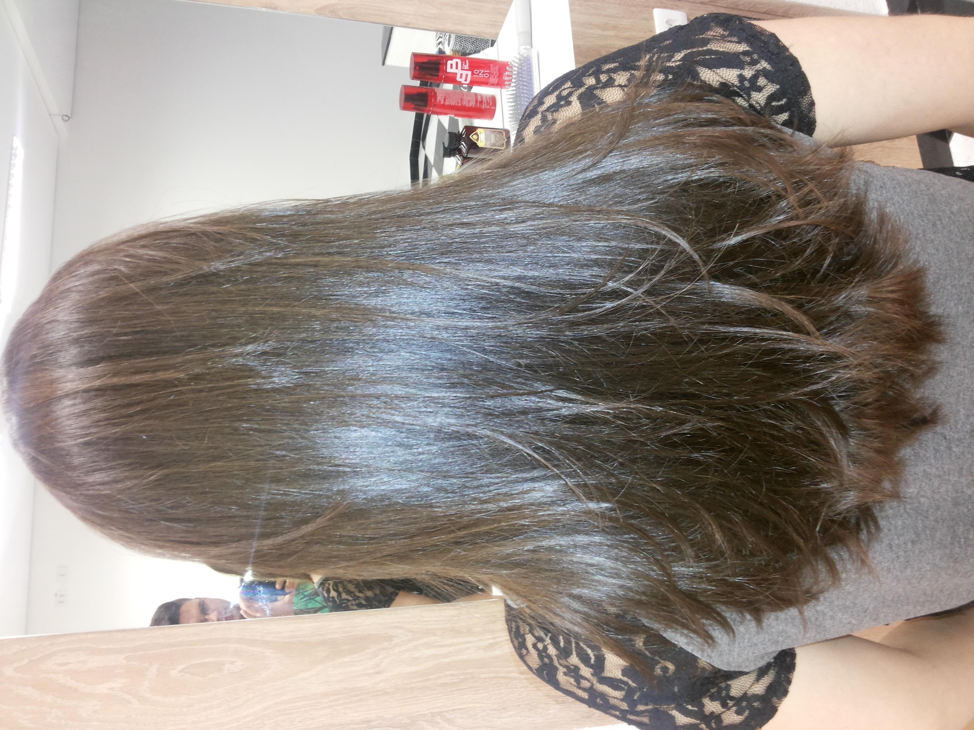 Corte+escova  cabeleireiro(a)