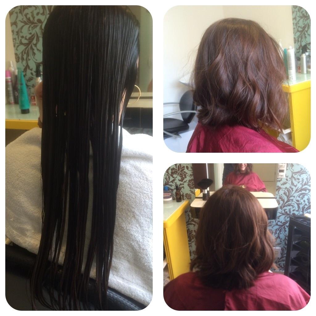 Corte chanel desconectado cabeleireiro(a)