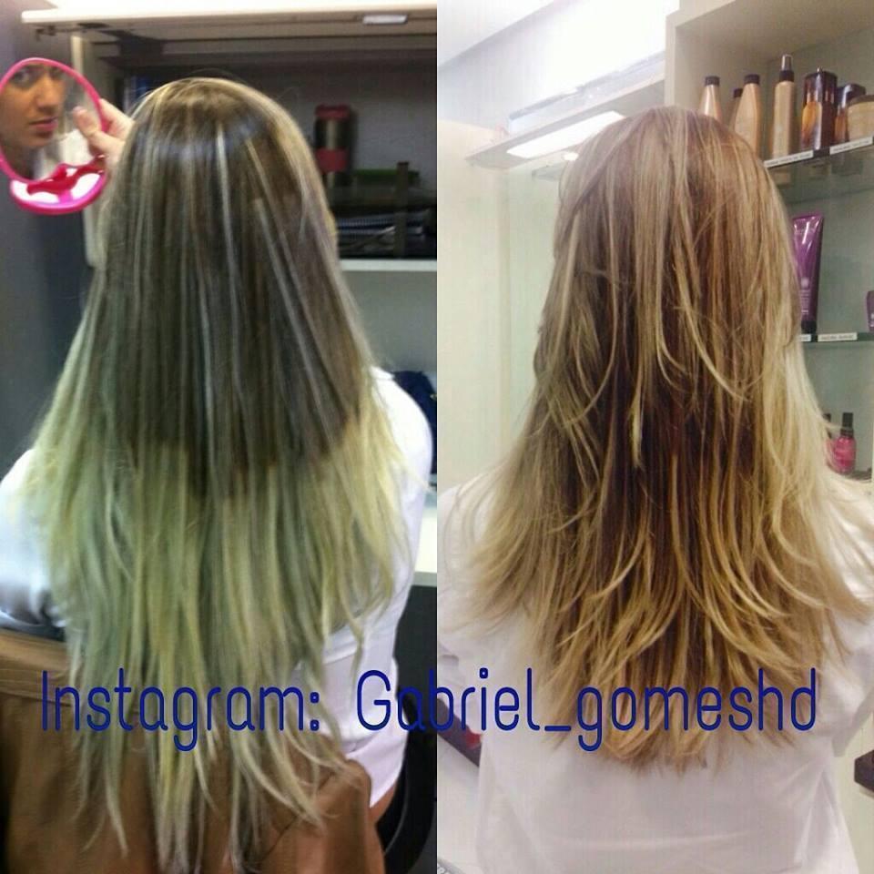 Super correção de cor cabeleireiro(a)
