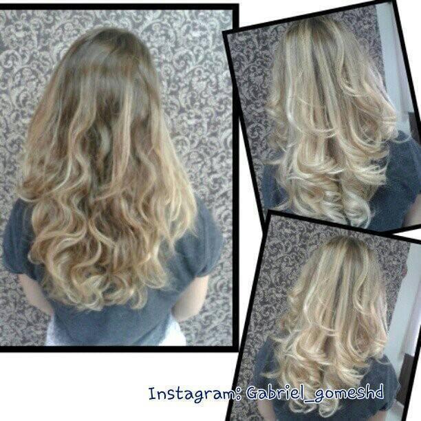 Ombré Hair cabeleireiro(a)