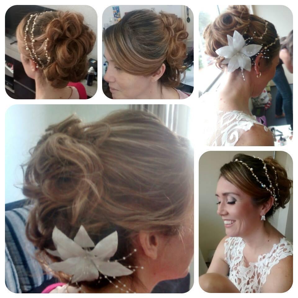 Penteado Noiva auxiliar cabeleireiro(a)