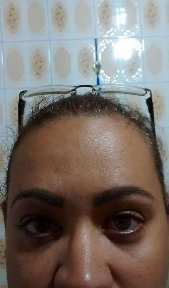 Design sobrancelha depilador(a) designer de sobrancelhas