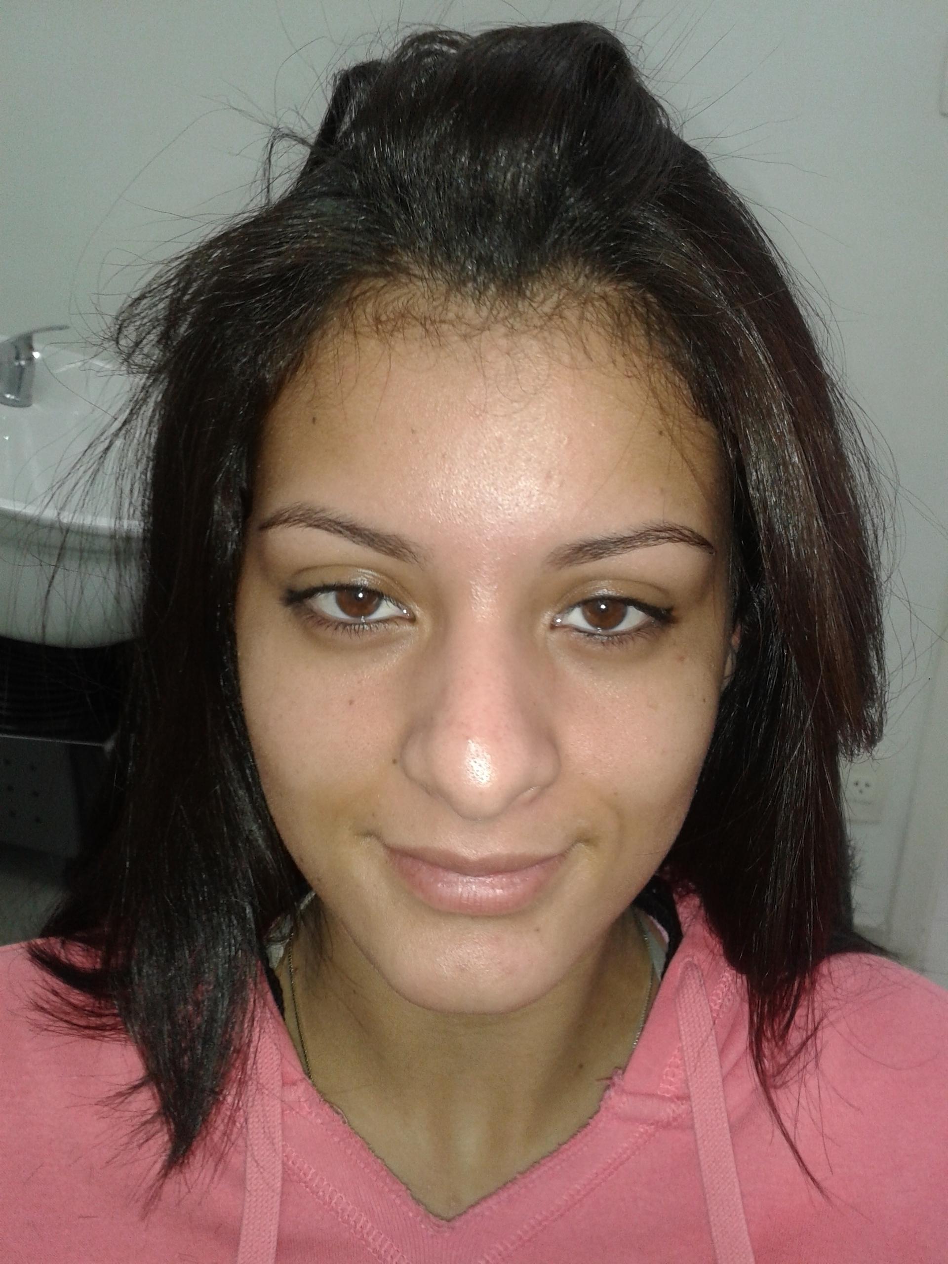 antes da make-up cabeleireiro(a) barbeiro(a) maquiador(a) designer de sobrancelhas depilador(a)