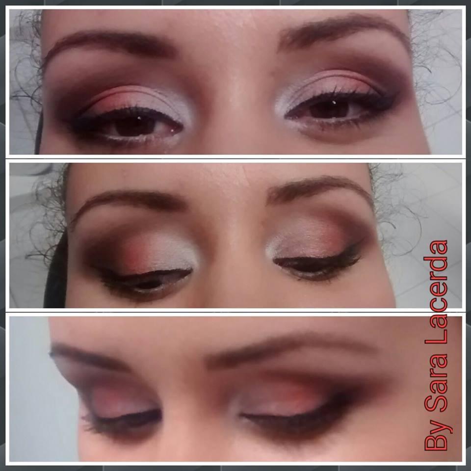 Olhos super destacados maquiador(a) esteticista designer de sobrancelhas
