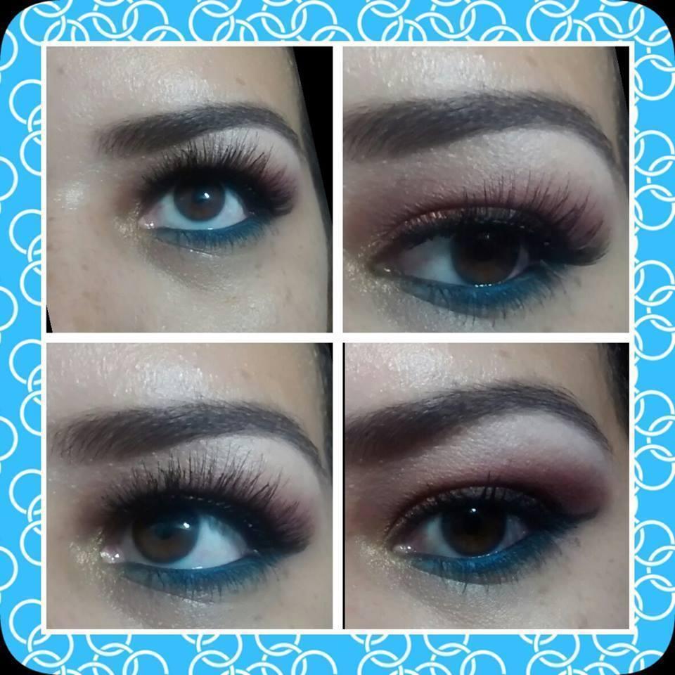 Maquiagem para mulheres fortes e ousadas maquiador(a) esteticista designer de sobrancelhas