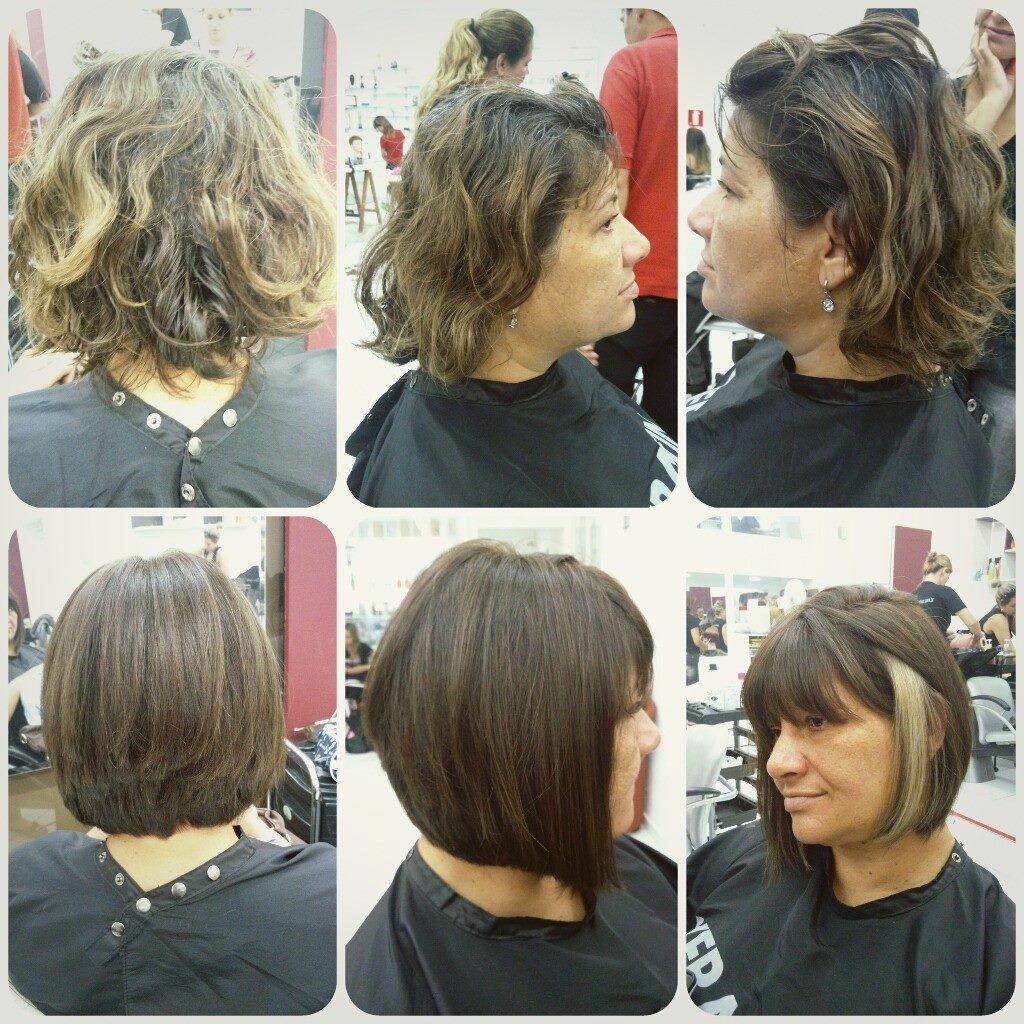 #hair #job #transformation #transformacao #cabelos #haircut #cortedecabelo cabelo cabeleireiro(a) stylist / visagista maquiador(a) designer de sobrancelhas