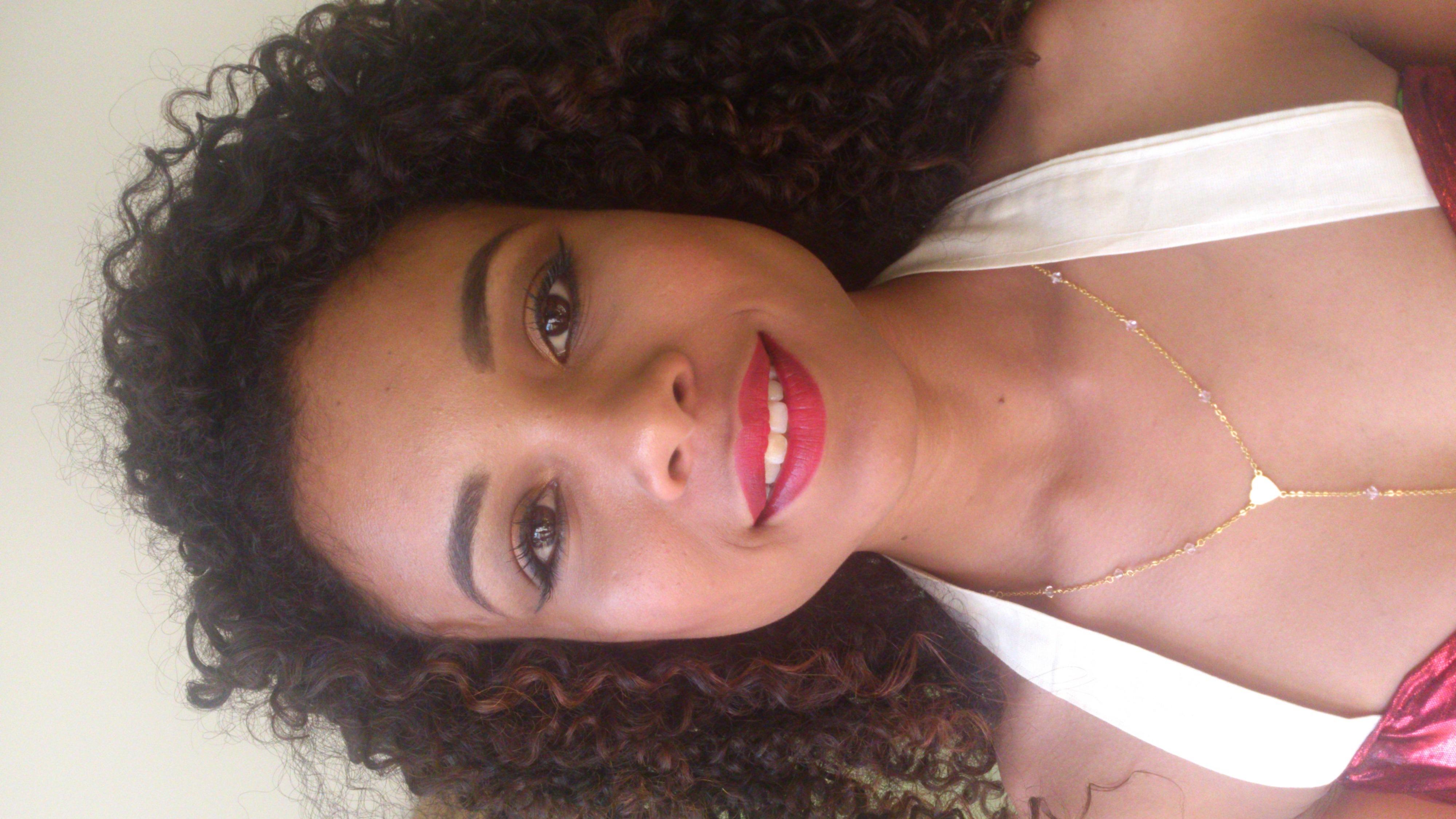 Make Up Maquiagem Pele Negra maquiagem  maquiador(a) designer de sobrancelhas