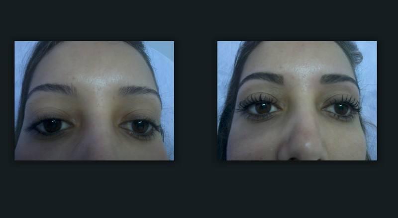 PERMANENTE DE CILIOS esteticista designer de sobrancelhas dermopigmentador(a) maquiador(a) massagista