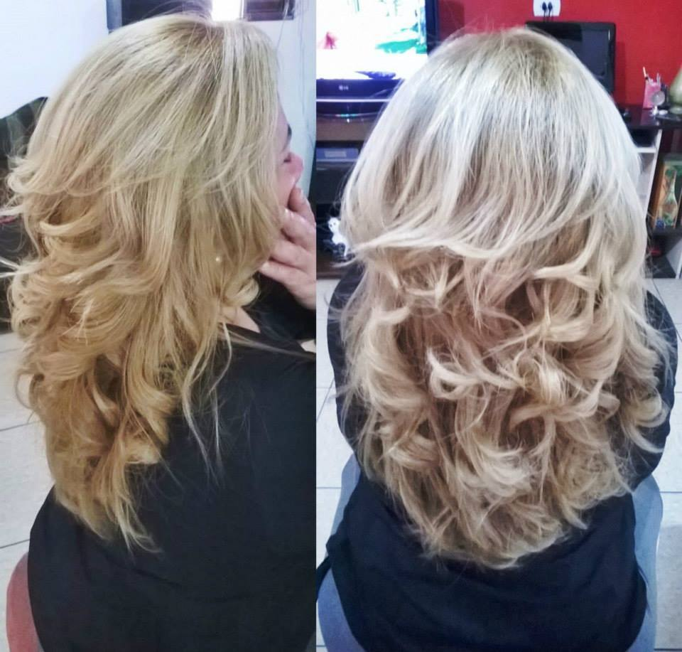 Meus trabalhos ❤ auxiliar cabeleireiro(a)